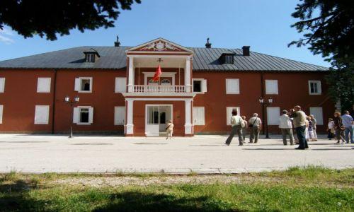 Zdjecie CZARNOGÓRA / - / Cetynia (Cetinje) / Pałac ostatniego króla, Mikołaja I Petrovicia