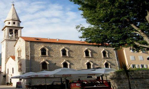 Zdjęcie CZARNOGÓRA / - / Budva / Katedra św Jana
