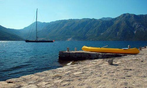 CZARNOGÓRA / - / Zatoka Kotorska / morska sielanka... raj na ziemi