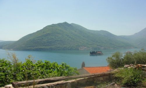Zdjecie CZARNOGÓRA / Czarnogóra / Czarnogóra / Zatoka Kotorska