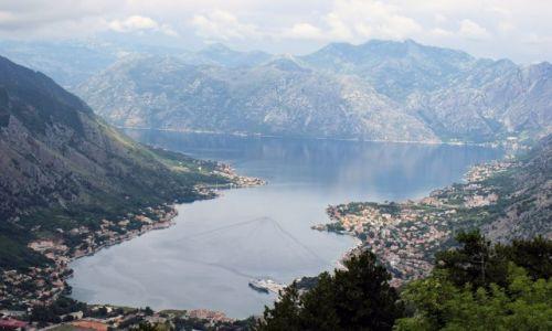 Zdjecie CZARNOGÓRA / Kotor / Zatoka Kotorska / Zatoka Kotorska