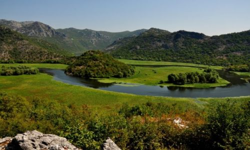 Zdjęcie CZARNOGÓRA / Cetinje / Rijeka Crnojevica / Niesamowita Czarnogóra