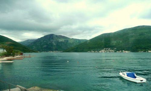 Zdjecie CZARNOGÓRA / Zatoka Kotorska / Zatoka Kotorska / Zatoka Kotorska