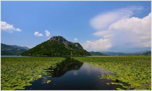 Zdjecie CZARNOGÓRA / Bar / Jezioro Szkoderskie / Montenegro