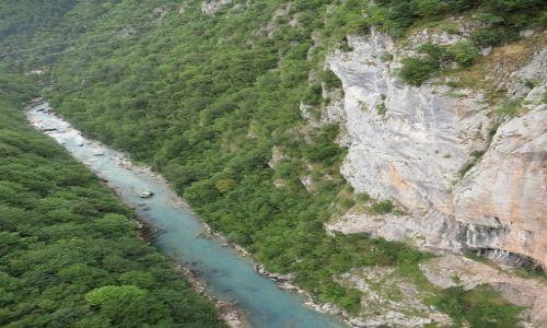Zdjęcie CZARNOGÓRA / północna Czarnogóra / . / przełom Tary