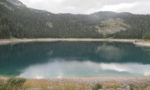 Zdjecie CZARNOGÓRA / P.N. Durmitor / okolice Żabljaka / jezioro Czarne