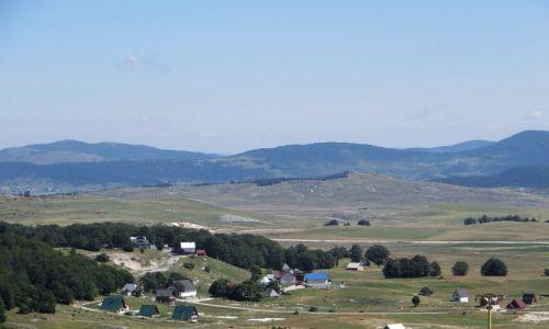 Zdjęcie CZARNOGÓRA / P.N. Durmitor / okolice Żabljaka / obrazki z Durmitoru