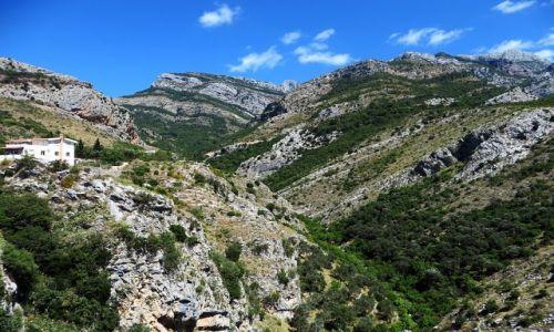 Zdjęcie CZARNOGÓRA / południowa Czarnogóra / okolice Starego Baru / obrazek z Czarnogóry