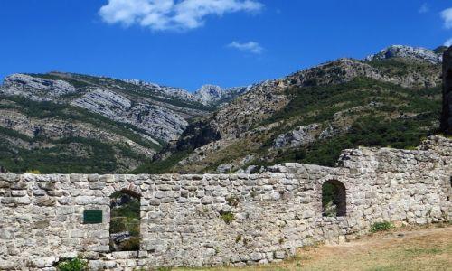 Zdjęcie CZARNOGÓRA / południowa Czarnogóra / Stary Bar / Stary Bar