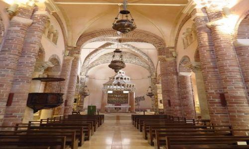 CZARNOGÓRA / Boka Kotorska / Kotor / katedra Św. Trifuna