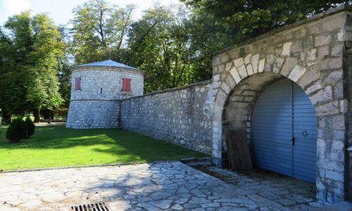 Zdjęcie CZARNOGÓRA / północna Czarnogóra / Cetinje / stare miasto
