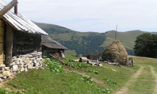 Zdjecie CZARNOGÓRA / Bjelasica / Gory Bjelasicy / Górskie zycie