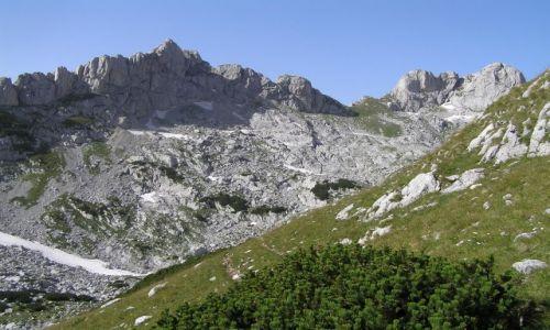 CZARNOGÓRA / Durmitor / Góry Durmitoru / Baza - Lokvice
