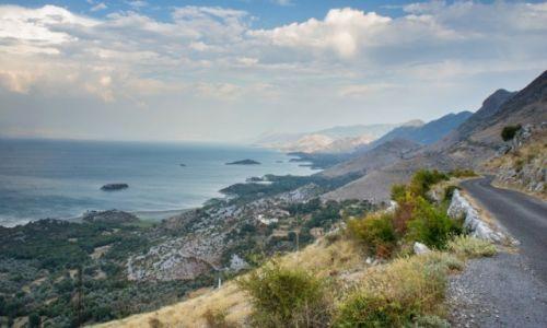 CZARNOGÓRA / Jezioro Szkoderskie / Jezioro Szkoderskie / Kierunek Albania