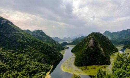 Zdjecie CZARNOG�RA / Rijeka Crnojevica / Rijeka Crnojevica / Rijeka