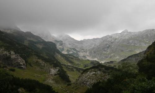 Zdjęcie CZARNOGÓRA / Zabljak / w górach / Durmitor
