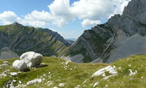 CZARNOGÓRA / Durmitor / szlak na Bobotov Kuk / W sercu gór