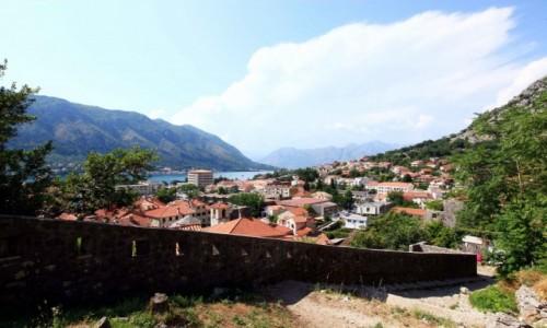 CZARNOG�RA / Kotor / Stare Miasto / W drodze na mury