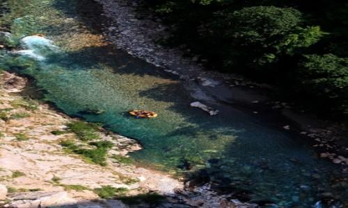 Zdjecie CZARNOGÓRA / - / Czarnogóra / Kanion rzeki Tara