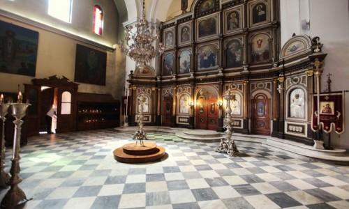 Zdjecie CZARNOGÓRA / Boka Kotorska / Kotor / Kościół św. Mik