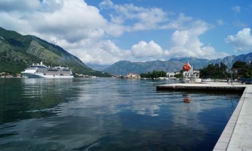 Zdjecie CZARNOGÓRA / Zatoka Kotorska / Kotor / Zatoka Kotorska