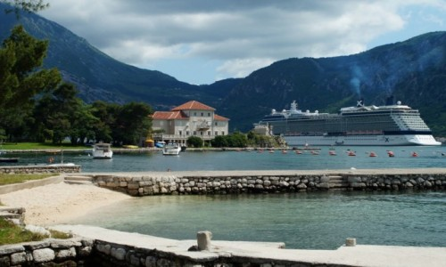 CZARNOGÓRA / Zatoka Kotorska / Kotor / Zatoka Kotorska