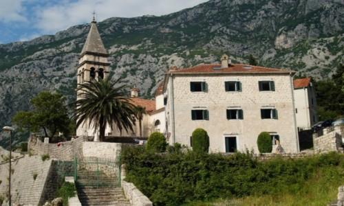 Zdjecie CZARNOGÓRA / Zatoka Kotorska / Kotor / Kotor