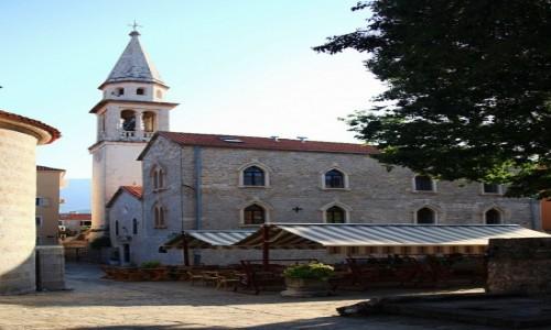 Zdjęcie CZARNOGÓRA / Budva  / Stare Miasto / Kościół św. Jana