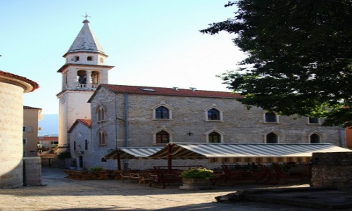 Zdjecie CZARNOGÓRA / Budva  / Stare Miasto / Kościół św. Jana