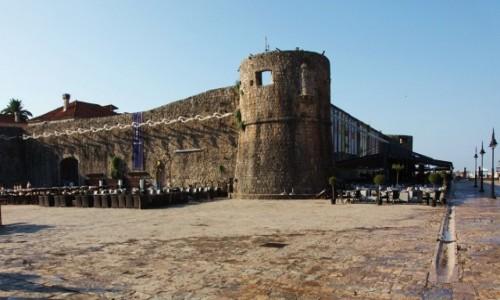Zdjecie CZARNOGÓRA / Budva  / Stare Miasto / Mury