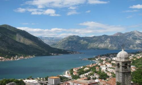 Zdjecie CZARNOGÓRA / Kotor / Zatoka Kotorska / Kotor