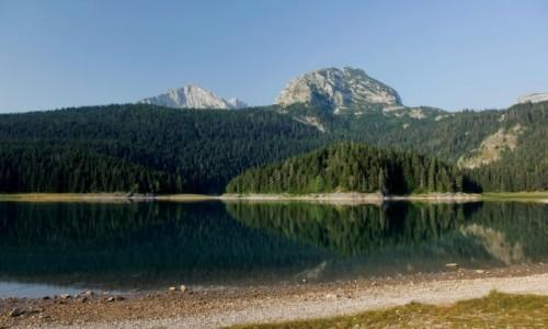 Zdjęcie CZARNOGÓRA / Durmitor / Żabljak / Crno jezero