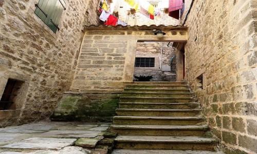 Zdjecie CZARNOGÓRA / Boka Kotorska / Kotor / stare miasto