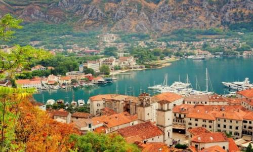 Zdjęcie CZARNOGÓRA / Zatoka Kotorska / Kotor / coraz wyżej...