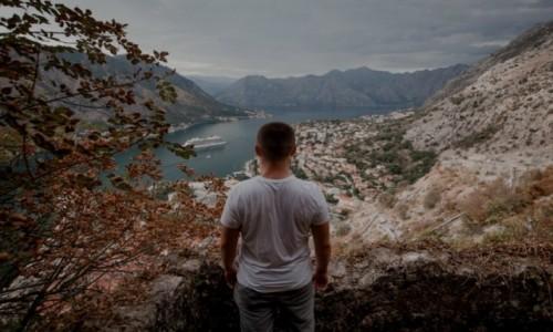 Zdjecie CZARNOGÓRA / Zatoka Kotorska / Kotor / Kotor jeszcze raz