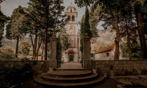 Zdjecie CZARNOGÓRA / Zatoka Kotorska / Risan / Risan