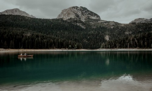Zdjecie CZARNOGÓRA / Durmitor / Crno Jezero / Crno Jezero - Durmitor