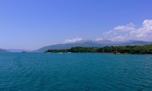 Zdjecie CZARNOGÓRA / Boka Kotorska / okolice Tivatu / Wody zatoki