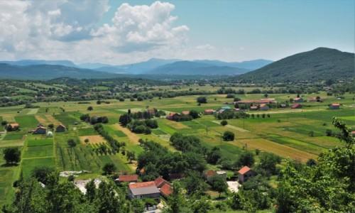 Zdjecie CZARNOGÓRA / - / w drodze znad J. Szkoderskiego do Zabljaka / przez góry i doliny...