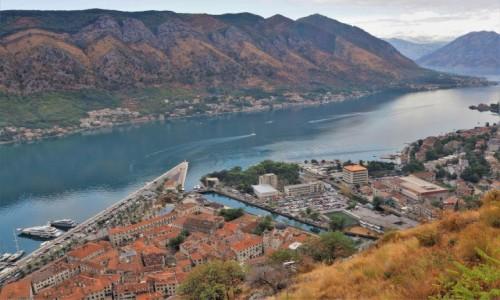 Zdjecie CZARNOGÓRA / Zatoka Kotorska / Kotor / Kotor...