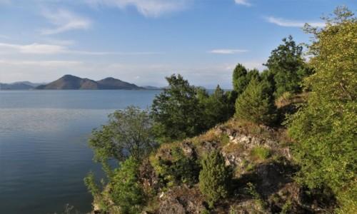 Zdjecie CZARNOGÓRA / Park Narodowy Jezioro Szkoderskie / Jezioro Szkoderskie / jaka cisza...