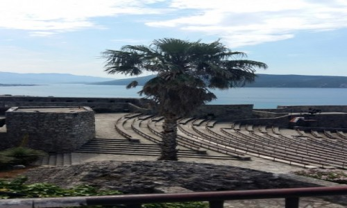 Zdjecie CZARNOGÓRA / Zatoka Kotorska / Herceg Novi / Kanli Kula Amfiteatr