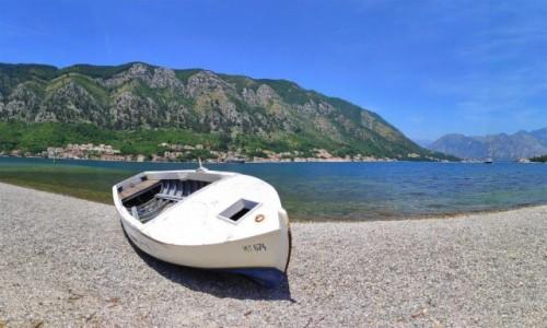 Zdjęcie CZARNOGÓRA / Kotor / Zatoka Kotorska / Nad Zatoką Kotorską