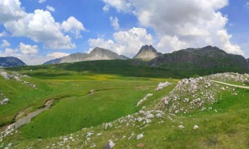 CZARNOGÓRA / Kolasin / Morača / Krajobrazy Czarnogóry