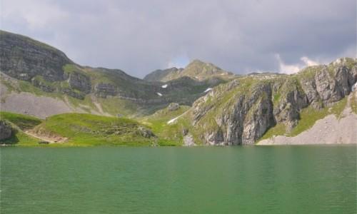 CZARNOGÓRA / Kolasin / Morača / Jezioro Kapetanovo