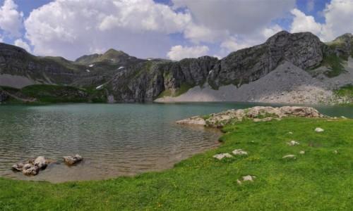 Zdjecie CZARNOGÓRA / Kolasin / Kapetanovo / Jezioro Kapetanovo