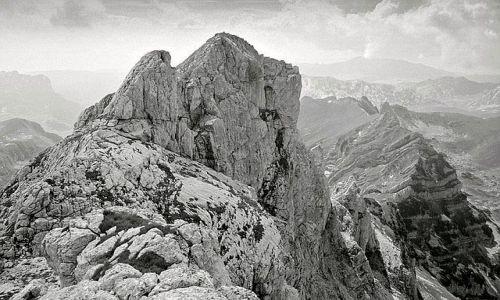 Zdjecie CZARNOGÓRA / Góry Dynarskie / Durmitor, Bobotov Kuk / Na dachu Czarnogóry