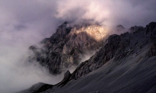 CZARNOGÓRA / Góry Komovi / niedaleko albańskiej granicy / Splendor