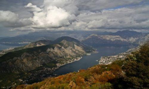 CZARNOGÓRA / brak / Zalew Kotorski / montenegro