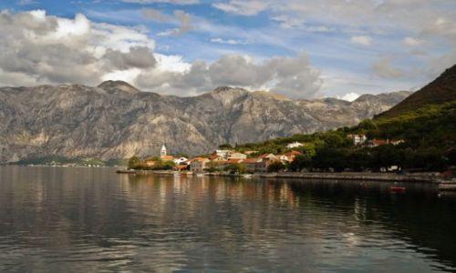 Zdjecie CZARNOGÓRA / brak / Zalew Kotorski / montenegro